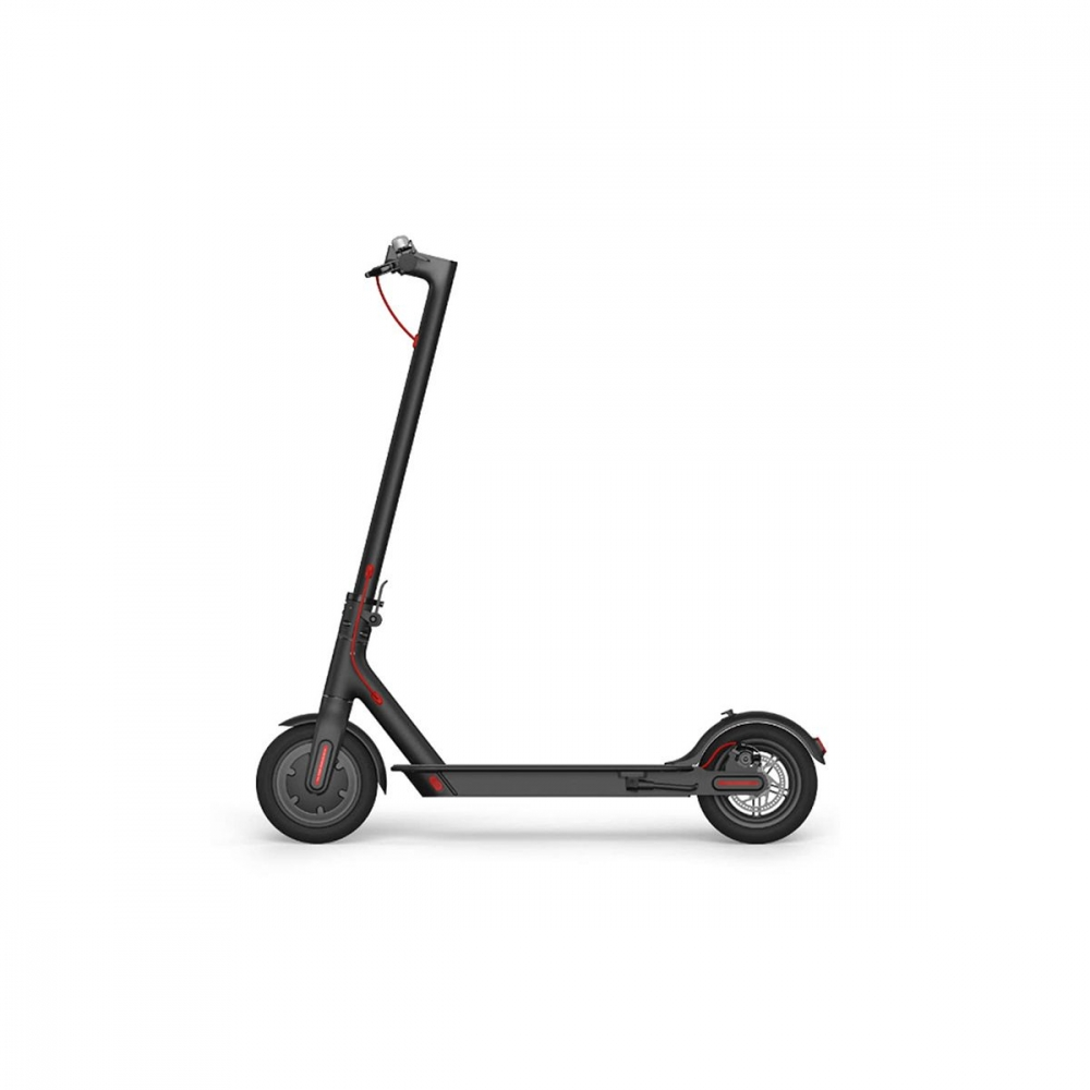 Электросамокат Xiaomi Mijia Electric Scooter M365 NewGen 2.0 EU (2018) - Черный