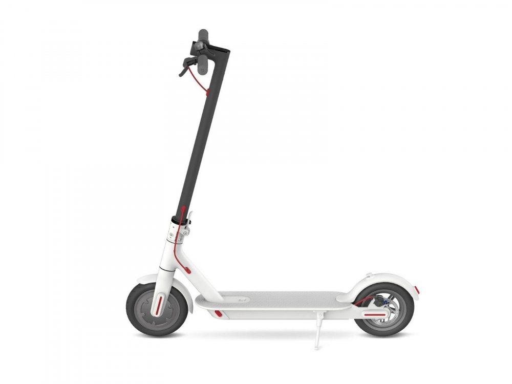 Электросамокат Xiaomi Mijia Electric Scooter M365 NewGen 2.0 EU (2018) - Белый